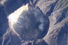 Terbangkan Drone, BNPB Sebut Rekahan Gunung Agung Semakin Luas