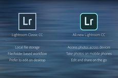 Adobe Perkenalkan Aplikasi Edit Foto Lightroom CC Berbasis Cloud