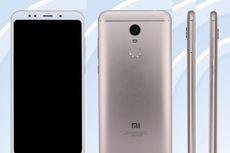 Inikah Spesifikasi Xiaomi Redmi Note 5?