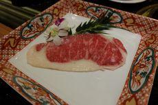 Menyantap Daging Sapi Premium asal Hokkaido, Rasanya? Hmm...