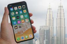 iPhone X Mulai Dijual di Malaysia dan 13 Negara Lain, Indonesia?
