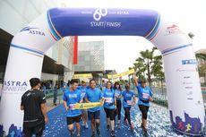 60 Tahun Astra International, 60 Pelari Tempuh 60 Km