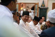 Ini yang Dibahas Prabowo dengan Amien Rais Saat Bertemu Subuh Tadi