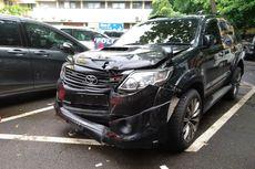 Saat Tabrak Tiang, Kecepatan Mobil yang Ditumpangi Novanto 21 Km/Jam