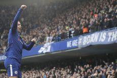 Hasil Liga Inggris, Dua Gol Hazard Bawa Chelsea Menang 3-1