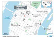 Polisi New York: Terduga Pelaku Pengeboman Berasal dari Bangladesh