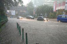Ini Jalan-jalan Protokol di Jaksel yang Rawan Digenangi Air