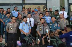 Upaya Panglima-Kapolri Solidkan TNI-Polri, Silaturahim hingga