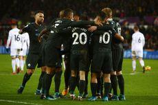 Manchester City Catat Rekor Baru di Liga Inggris