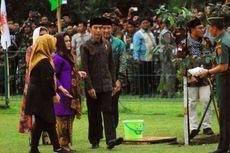 Hadiri Apel Kebangsaan, Jokowi Minta Banser dan Kokam Rawat Kebhinekaan