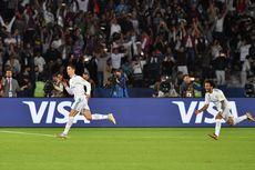 Respons Ronaldo Setelah Mendapat Pelanggaran Keras dari Pemain Gremio