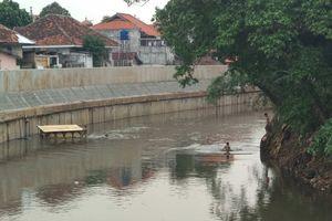 Begini Penampakan Sungai Ciliwung di Bukit Duri Setelah Normalisasi