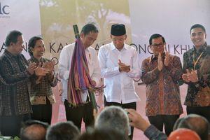 Lewat Vlog, Jokowi Pamer Keindahan Mandalika