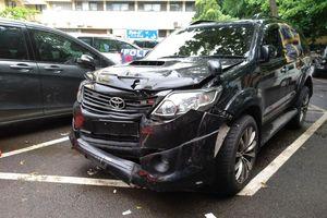 Polisi Tak Temukan Bercak Darah di Mobil yang Ditumpangi Setya Novanto