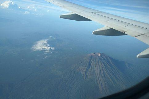 Gunung Agung Berstatus Awas, AirNav Siapkan Langkah Antisipasi