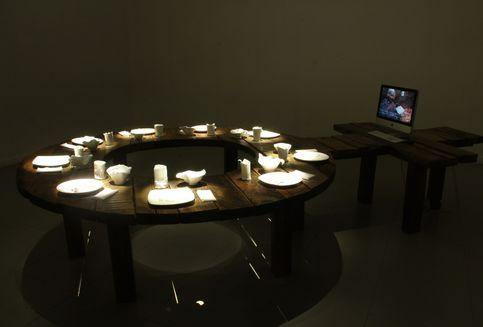 'Dinner Club', Perjamuan Makan Malam Ingatan