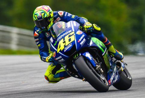 Rossi: Juara Dunia? Pecahkan Dulu Masalah yang Dihadapi