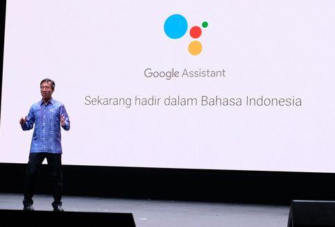 Aplikasi Google Assistant Kini Bisa Bahasa Indonesia