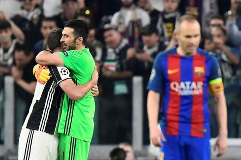Barcelona Vs Juventus, Catatan Apik Buffon di Camp Nou