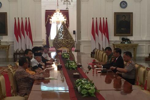 Jokowi Apresiasi Tokoh Lintas Agama yang Junjung Persatuan Bangsa
