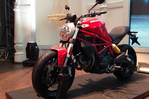 Kenalan dengan Ducati Monster Paling Murah