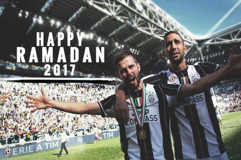 Ucapan Selamat Puasa dari Juventus dan Dunia Sepak Bola