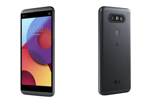 Android LG Q8, Mirip V20 Namun Tahan Air