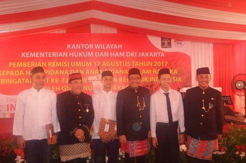 3.904 Napi di Jakarta Dapat Remisi, 300 di Antaranya Langsung Bebas