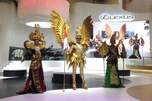 Lexus dan Parade Perayaan Kemerdekaan Indonesia
