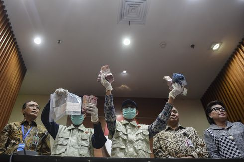 Kronologi OTT KPK terhadap Hakim dan Panitera PN Bengkulu