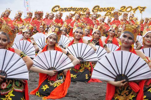 Festival Gandrung Sewu Kembali Digelar, Diikuti 1.286 Penari