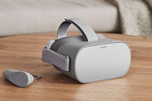 Facebook Rilis Oculus Go, Headset VR Terjangkau