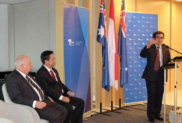 OJK Dorong Pembukaan Kantor Cabang BNI di Australia