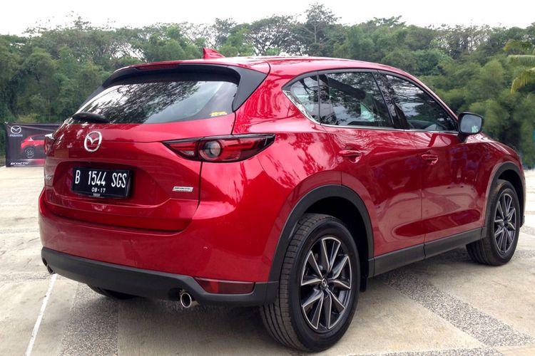 All-New Mazda CX-5.