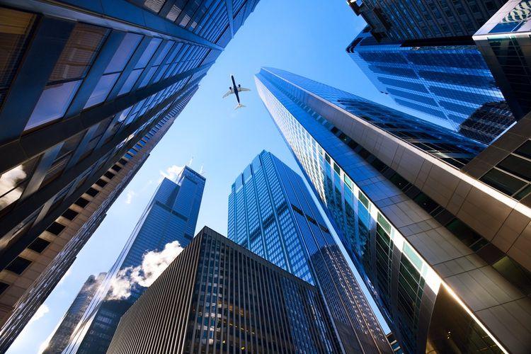 Distrik Keuangan Chicago.