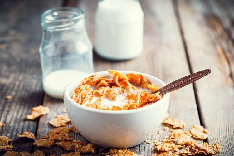Sereal untuk sarapan