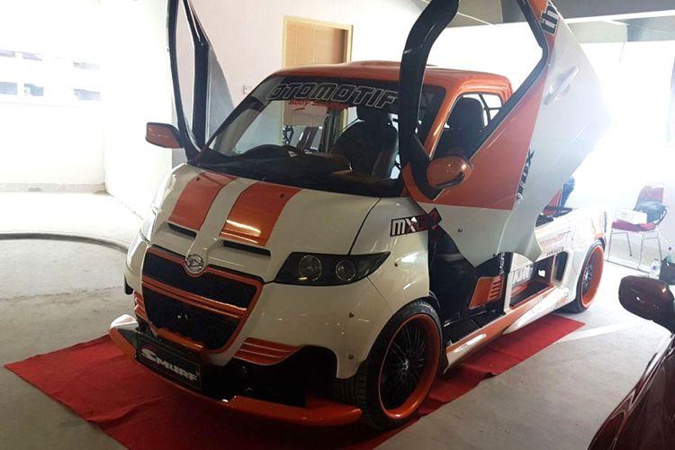 Modifikasi Daihatsu di Balikpapan.