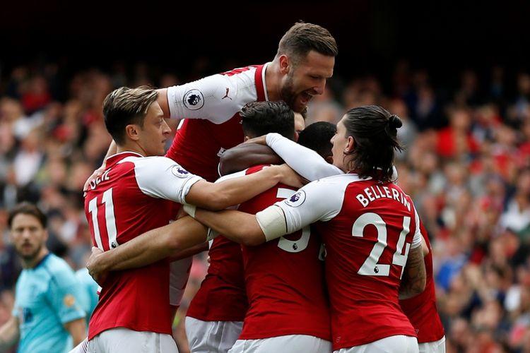 Danny Welbeck Menangkan Arsenal
