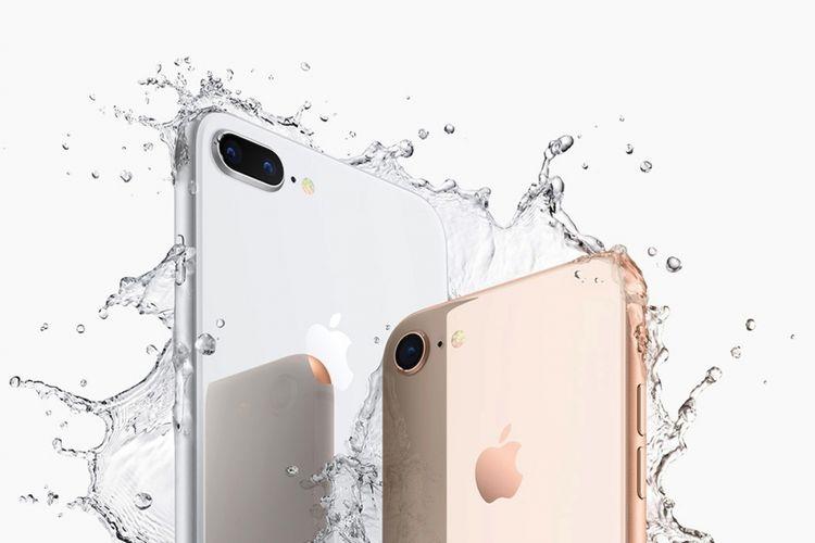 iPhone 8 dan 8 Plus dibekali kemampuan anti-air