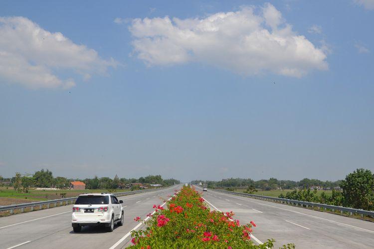 Kondisi aktual Jalan Tol Jombang-Mojokerto