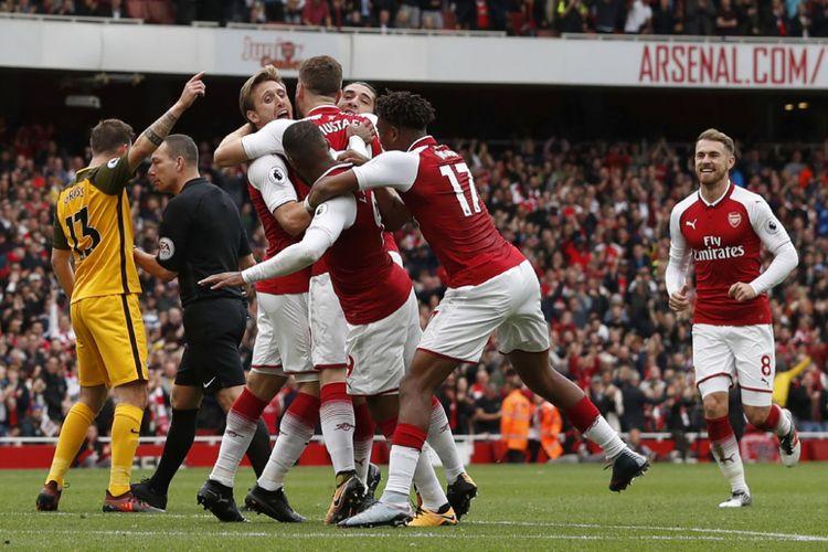 Arsenal Kembali Meraih Poin Penuh