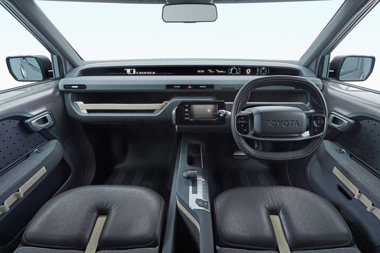 Dasbor Toyota Tj Cruiser