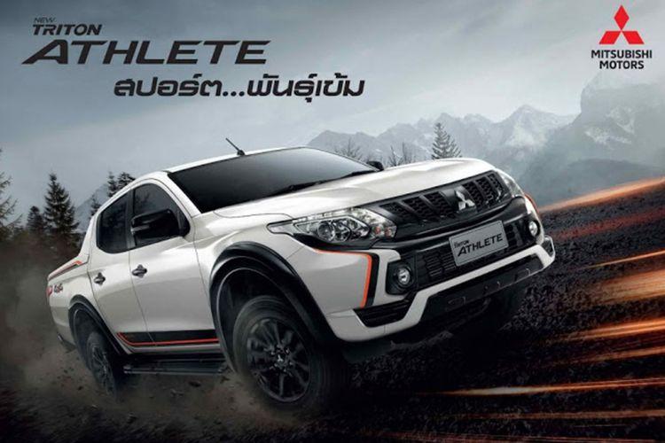 Mitsubishi Triton Athlete.
