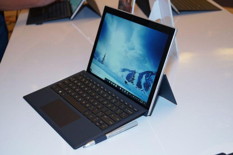 HP juga merilis Always Connected PC dengan chipset Qualcomm Snapdragon 835.