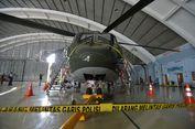 Kamis, KPK Cek Fisik Helikopter AgustaWestland AW101