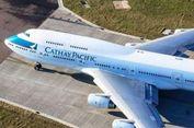 Terus Merugi, Cathay Pacific Rumahkan 600 Karyawan