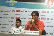 Teco Sesalkan Persija Tak Dapat Penalti Saat Lawan Sriwijaya FC