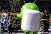 Klasemen Terbaru Android, Marshmallow Memimpin