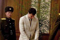 """Pyongyang: Korut Berhak """"Hukum Kejam"""" Tahanan Warga AS"""
