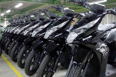 Ekspor Honda Naik, Tapi Yamaha Masih Merajai
